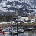 Helmsdale Harbour - Sutherland by Phil Banks