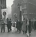 �help Hungary� Parade In Streets Of London by Retro Images Archive