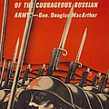 Help Russian War Relief American World by Everett
