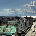 Helsingborg Hdr Pano by Antony McAulay