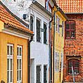Helsingor Town Centre by Antony McAulay