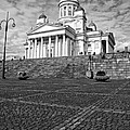 Helsinki Cathedral by Claudio Bacinello