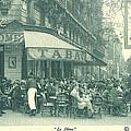 Hemingway's Paris 1925 by Ira Shander
