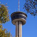 Hemisfair Park Tower by Bob Phillips