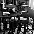 Hemmingway's Desk by David Rucker