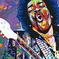 Hendrix by Maria Arango