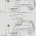 Henrichs Magnetos 1906 No.21 by Peter Ogden