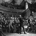 Henry Clay Speaking In The Senate by War Is Hell Store