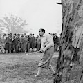 Henry Cotton Playing Golf by Keystone Press Agency Ltd