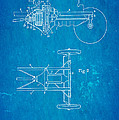 Henry Ford Transmission Mechanism Patent Art 1911 Blueprint by Ian Monk