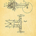 Henry Ford Transmission Mechanism Patent Art 1911 by Ian Monk