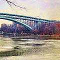 Henry Hudson Bridge And The Palisades by Nishanth Gopinathan