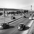 Henry Hudson Drive In New York by Underwood Archives