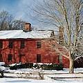 Henry Lloyd Manor House by Karen Silvestri