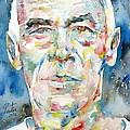 Henry Miller Portrait.1 by Fabrizio Cassetta
