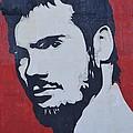 Henry Rollins by Allen Beatty