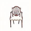 Hepplewhite Armchair by Jazmin Angeles