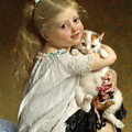 Her Best Friend by Emile Munier