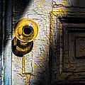 Her Glass Doorknob by Bob Orsillo