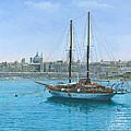 Hera 2 Valletta Malta by Richard Harpum