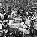 Herbal Medicine, 1676 by Granger
