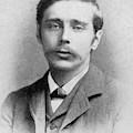 Herbert George Wells (1866-1946) by Granger