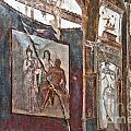 Herculaneum Wall by Marion Galt