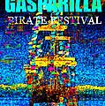 Here Comes Gasparilla by David Lee Thompson