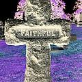 Here Lie The Faithful by Ed Weidman