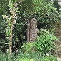 Hereford Cathedral Garden by Deborah Smolinske