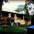 Heritage Sandstone House In Sydney Australia by Leanne Seymour