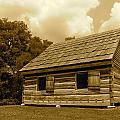 Hermitage Farmhouse 2 by Denise Mazzocco