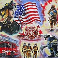 Heroes American Firefighters by Andrew Read