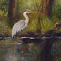 Herons Rest by Donna McGee