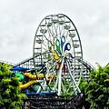 Hershey Park Ferris Wheel by Bill Cannon