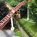 Hershey Park - Storm Runner Roller Coaster - 12121 by DC Photographer