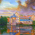 Herten In The Fall by Petra Stephens