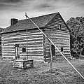 Hetchler House Farmstead by Guy Whiteley