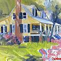 Heyward House by Candace Lovely