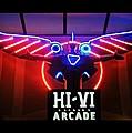 Hi-vi Arcade by Kelly Awad