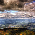 Hiawassee Georgia by Chrystal Mimbs