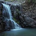 Hiawatha Falls by Aaron Bedell