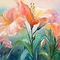 Hibiscus by Marina Wirtz