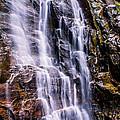 Hickory Nut Falls by Zina Stromberg