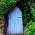 Hidden Doorway by Charmiene Maxwell-Batten