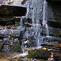 Hidden Falls 6 by Chris Flees