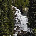 Hidden Falls Jenny Lake by Timothy Hacker
