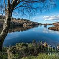 Hidden Lake by Adrian Evans