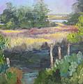 Hidden Mooring by Susan Richardson