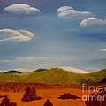Hidden Mountain by Kimberly Ekes